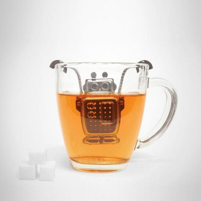 infusore per tè robot - regali di Natale per lui